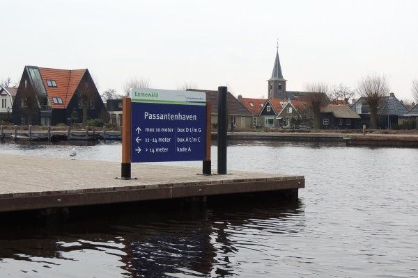 Earnewald | Groeneveld Sign Systems
